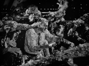 strangelove pie fight