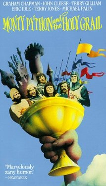monty python and the holy grail satire essay