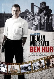 man who saved ben hur